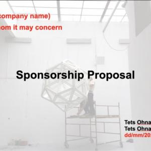 Why Artists and Designers Want Sponsors – Artist Management