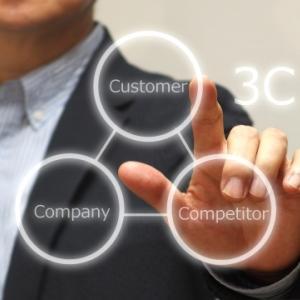 3C分析とは?WEBマーケティングの手順とリサーチ方法を紹介