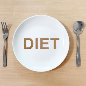 ダイエットのコツ。健康的な人生のために体型維持。