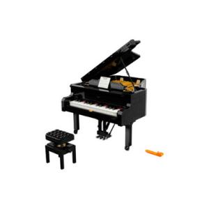 『8/1日 10時より販売開始』レゴ グランドピアノ 【実際に弾くことができるレゴ®グランドピアノの登場です】