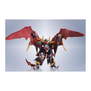 METAL ROBOT魂 <SIDE MS> サタンガンダム=ブラックドラゴン(リアルタイプver.)
