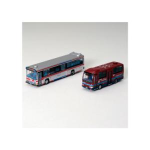 ≪東急バス≫ナノブロック&「東急トランセ20周年記念セット」&「東急バスオリジナル新旧長尺車セット」
