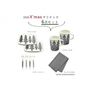 マリメッコ福袋 2020 クリスマス 6点 セット 『100個限定』