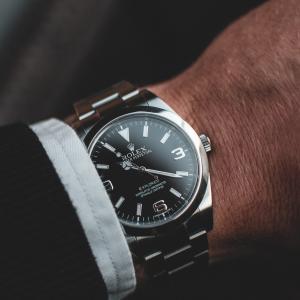 小ぶりな時計ってよくないですか?