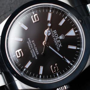 今買いたいロレックス⑥ エクスプローラーⅠ 14270
