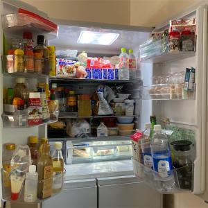 冷蔵庫が満杯のうちにまた生協の日がやって来る。