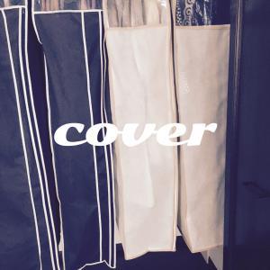 服をまとめて収納できるお得なカバーを2種類買ってみたので紹介