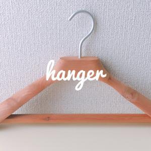 【ゆるミニマリスト】今使っているハンガーを3つ紹介