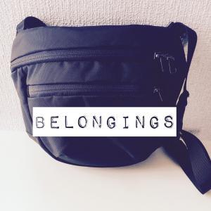 【ゆるミニマリスト】地味に最近のバッグの中身紹介