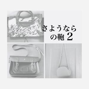【さよならの理由】お気に入りだけど手放したバッグ3つ、その2