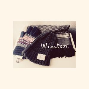 【ゆるミニマリスト】本格的に寒くなる前に冬の服飾小物を見直す
