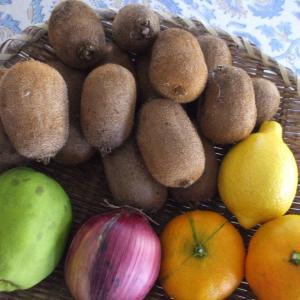 野菜や果物🍓どの様に保管していますか👂冷蔵庫へ入れる派🎃入れない派🍈