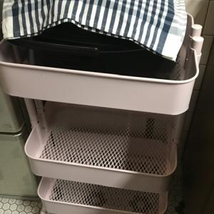 炊飯器置き場