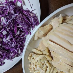 最強に手抜きで、最高に美味しい鶏ハム♡