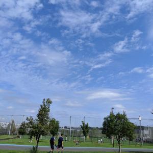 横浜市 ブレイブボードとバスケットボールができる公園