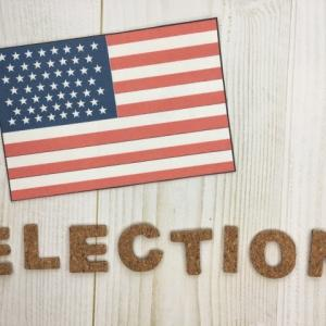 It's almost time for the U.S. presidential election!