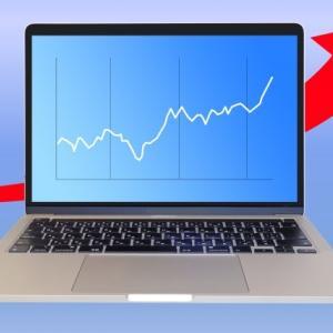 The Nikkei Stock Average skyrocketed!