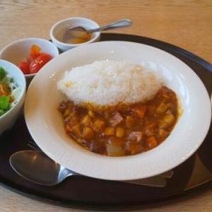 青森県青森市浅めし食堂のあさむし温泉カレー