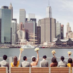 結婚記念日・ブルックリン・Nu Hotel・大統領からのグリーティングカード・パティシエ
