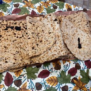 サンギャク・イランのパン・イラン系ユダヤ人・甘いレモン・リムシリン・キャバブ・ビタミンC
