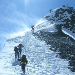 【悲報】登山家の死亡率がヤバすぎる