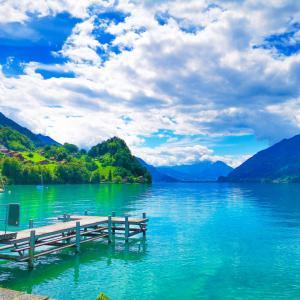 【アクセス方法と見どころ】ジョンヒョクがピアノを弾いた湖 ブリエンツ湖へ行ってみた