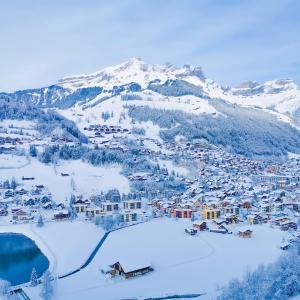 【スイスの絶景スポット】ティトリス山(Titlis)のアクセス方法とみどころ