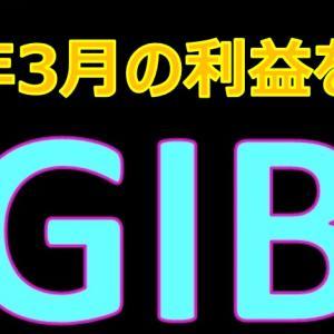 GIBの2021年3月の利益を大公開!月利7%は果たして本当か? Global Investment Bank
