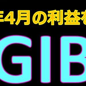 GIBの2021年4月の利益を大公開!月利7%は果たして本当か? Global Investment Bank