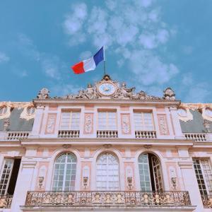 夏パリの思い出〜ベルサイユ宮殿編
