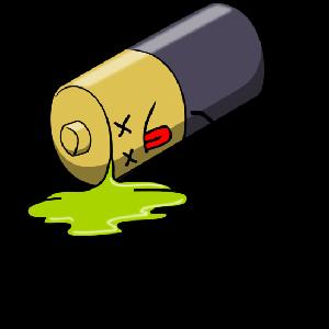 強迫性障害で電池の液漏れが怖い人へ【対策】