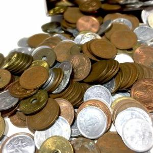 小銭貯金の預入の為に、ATMと格闘する夫婦!