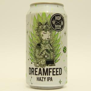 「ホップネーション ドリームフィード」豊かな香りとジューシーなホップの旨味を楽しめるビール