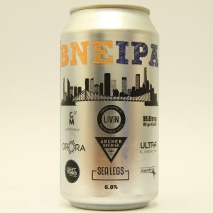 ブリスベンのクラフトブリュワリーが結集して作った「ブライト ニューイングランド IPA」