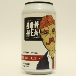 「ボーンヘッド リヴァード」ホップの苦味とモルトの甘味のマリアージュが絶妙なビール!