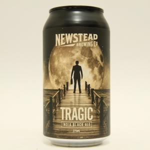 「ニューステッド トラジック」ローストモルトの風味がIPAに絶妙にマッチしたビール!