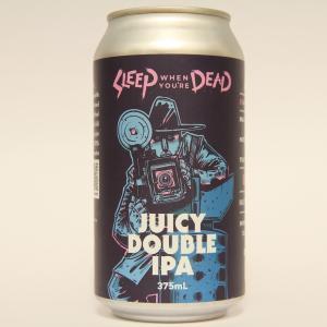 「バリスティック SWYD ジューシー ダブルIPA」クリーンで強烈な苦味が際立ったビール!