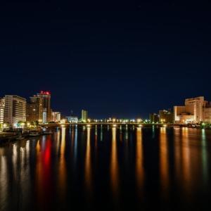萬代橋から瓢湖へ(前編?)