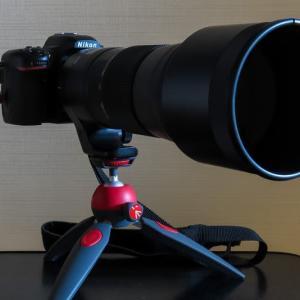 望遠レンズをメンテナンスに出しました。