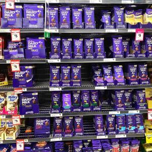 オーストラリアのチョコレート、どれが好き?