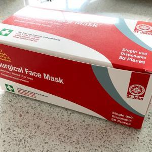 いま話題のマスクのお話し〜VIC州一部で水曜深夜からマスク義務化