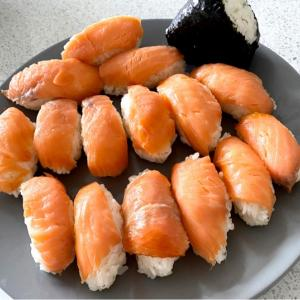 日本食まつり!〜ロックダウン中のパートナーの誕生日
