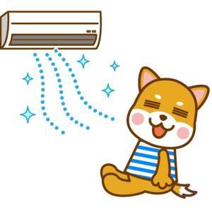 犬とエアコンの問題。設定温度とつけっぱなしの電気代は?