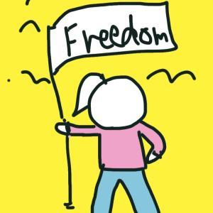 自由をこよなく愛す