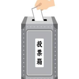 期日前投票に行ってきました     (oyajisann戯言集番外選挙編)