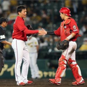 日本記録塗り替え!! 広島2 – 0阪神(9月28日)