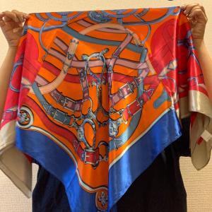 エキゾチーック・スカーフ!