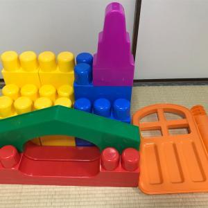 オススメのおもちゃ!ピープルの「全身でブロック」が長く遊べる!!