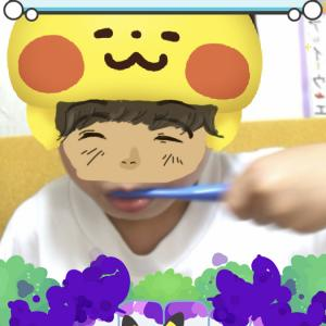 イラストを描いてみた!「ポケモンスマイル」アプリで歯磨きを楽しもう!