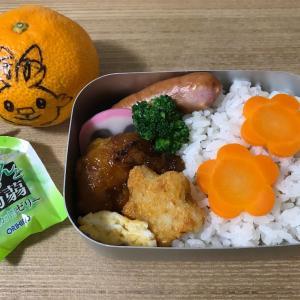 幼稚園の保温庫「温め弁当」はカレーが一番楽【漏れない詰め方】